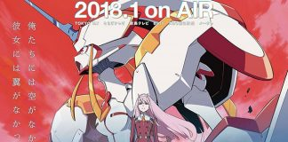 DARLING in the FRANKXX - 3ª imagem promocional