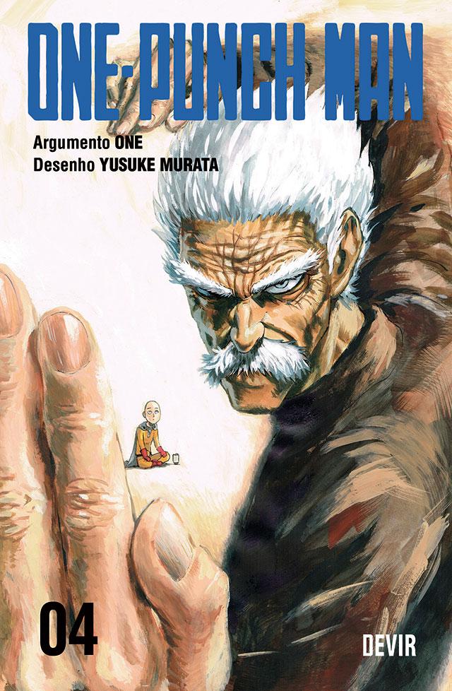 Devir lança One-Punch Man 4