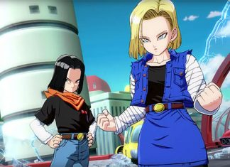 Dragon Ball FighterZ apresenta Android 18
