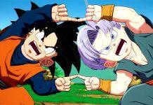 Dragon Ball FighterZ apresenta Gotenks