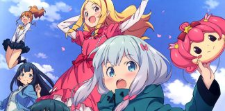 Eromanga Sensei terá OVA em 2018