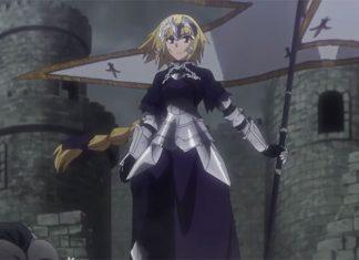 Fate/Apocrypha – Trailer do 18º episódio