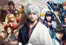 Gintama com novo filme live-action