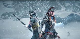 Horizon Zero Dawn: The Frozen Wilds - Gameplay