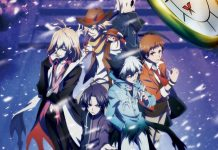 Servamp - Teaser trailer e novas informações do filme anime