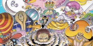 Manga de One Piece entrará no arco de Wano em 1-2 anos