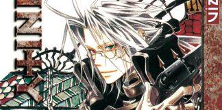 Manga de Trinity Blood entra no arco final em Dezembro