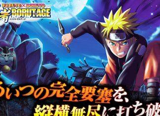 Naruto x Boruto: Ninja Borutage lançado no Japão