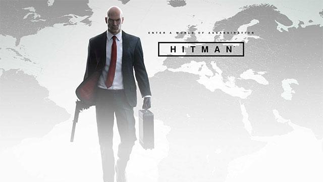Série de Hitman pelo criador de John Wick