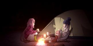 YuruCamp△- Trailer do anime