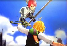The Seven Deadly Sins: Knights of Britannia no ocidente a 9 de Fevereiro