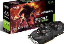 ASUS GeForce GTX 1070 Ti já disponível em Portugal