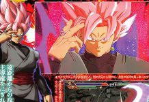 Beerus, Goku Black e Hit em Dragon Ball FighterZ