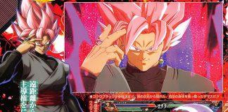 Beerus, Goku Black e Hit em Dragon Ball FighterZ