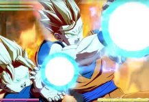 DRAGON BALL FighterZ mostra ataques de Gohan e Yamcha