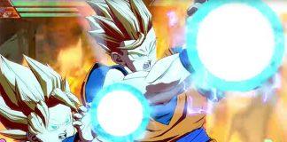 DRAGON BALL FighterZ mostra ataques de Gohan e Yamcha