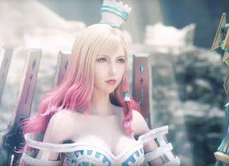Dissidia Final Fantasy NT - Trailer