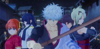 Gintama Rumble - Novo vídeo promocional