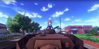 Girls und Panzer: Dream Tank Match - Novo Trailer