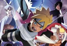 Exame Chūnin é o proximo arco de Boruto: Naruto the Next Generations