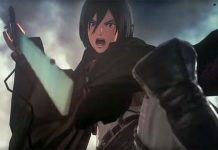 Jogo de Attack on Titan 2 destaca a história