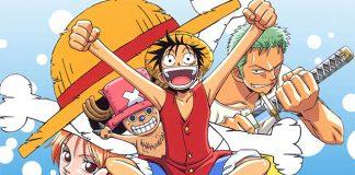 Mais um homem condenado pelo upload de One Piece