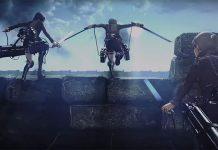Novo vídeo promocional do jogo de Attack on Titan 2
