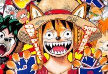 One Piece com 6 novos one-shots