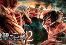 Revelada data de lançamento de Attack on Titan: Wings of Freedom 2 no Japão
