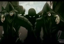 Drifters - Prévia dos episódios 13 e 14 do anime