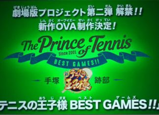 The Prince of Tennis vai ter nova OVA