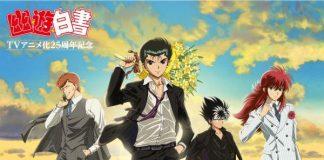 Yu Yu Hakusho pode ganhar um especial em anime