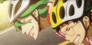 Yowamushi Pedal: Glory Line – Novo trailer