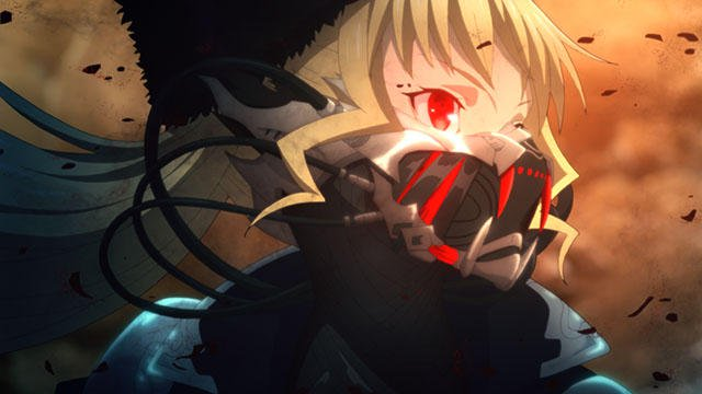 ufotable anima opening de Code Vein