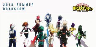 My Hero Academia - THE MOVIE ganha seu primeiro poster