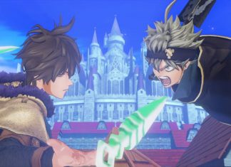 Black Clover: Quartet Knights - Screenshots