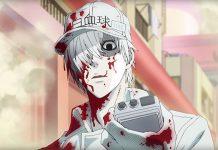 Cells at Work! com série anime em Julho