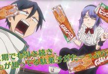 Dagashi Kashi 2 com 12 episódios