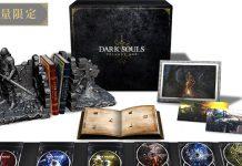 """Dark Souls recebe fantástica """"Trilogy Box"""""""