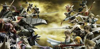 Dissidia Final Fantasy NT - Trailer de lançamento
