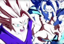 Dragon Ball FighterZ mostra cenas dramáticas