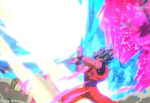Dragon Ball FighterZ são 5GB