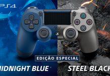 Dualshock 4 com duas novas cores