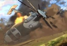Full Metal Panic!: Invisible Victory - Novo Trailer