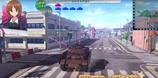 Girls und Panzer: Dream Tank Match - Longo Trailer