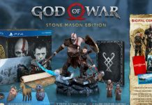 God of War a 20 de Abril!