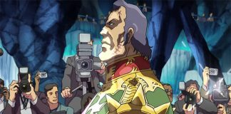 Gundam the Origin VI - Trailer