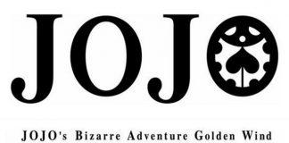 Jojo's Bizarre Adventure Golden Wind registado no Japão