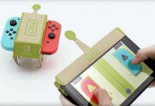 Nintendo revela Labo
