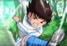 Novo anime de Captain Tsubasa com 25 episódios